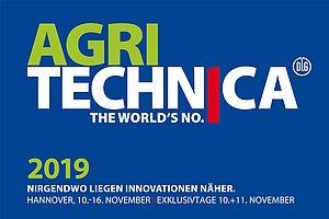Fahrt zur AGRITECHNICA 2019 in Hannover