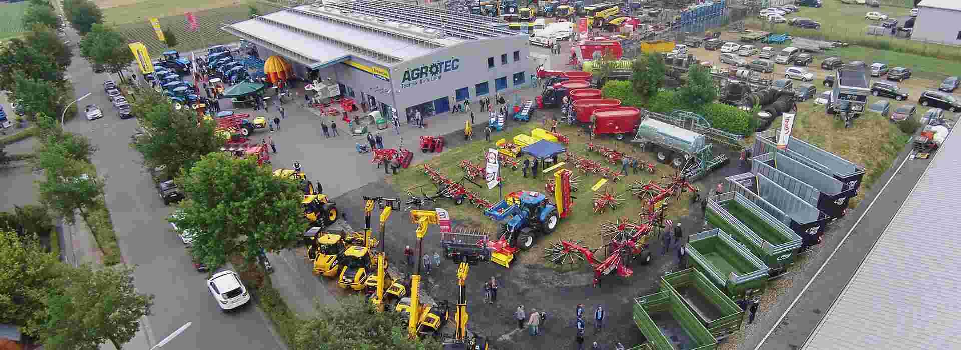 AGROTEC aus Raesfeld